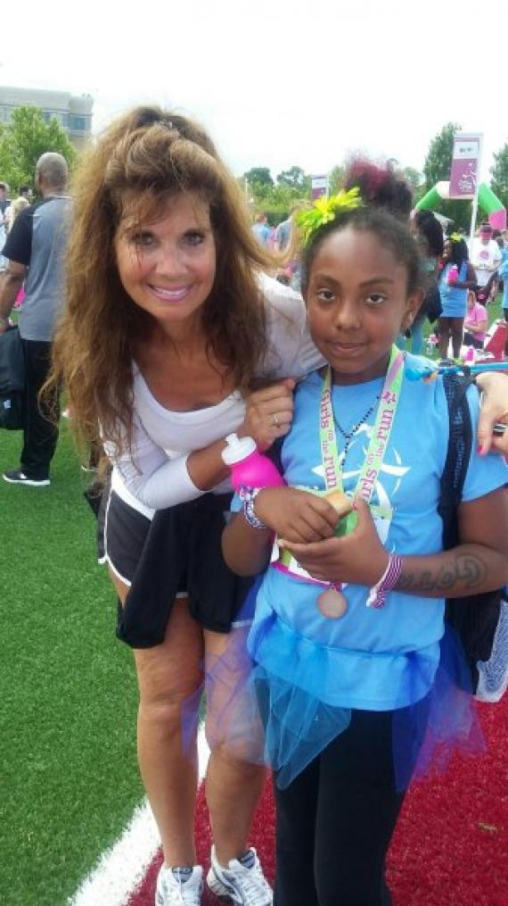 Laurie Girls On The Run